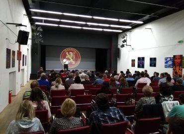 Premiéra nového filmu oFatime za účastiarcibiskupa
